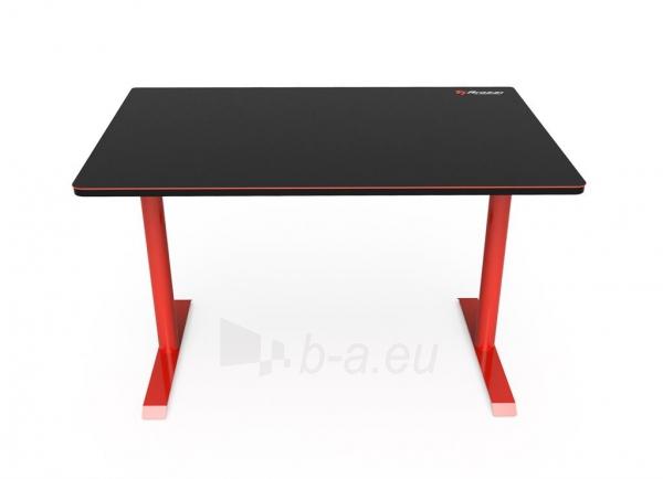 Stalas Arozzi Arena Leggero Gaming Desk - Red Paveikslėlis 3 iš 3 310820156395