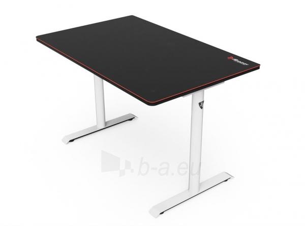 Stalas Arozzi Arena Leggero Gaming Desk - White Paveikslėlis 1 iš 3 310820156375