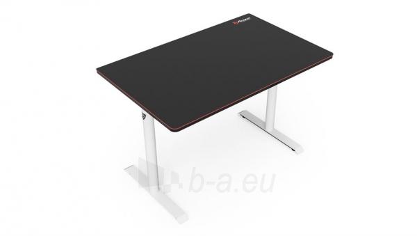 Stalas Arozzi Arena Leggero Gaming Desk - White Paveikslėlis 2 iš 3 310820156375