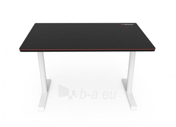 Stalas Arozzi Arena Leggero Gaming Desk - White Paveikslėlis 3 iš 3 310820156375