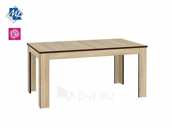 Stalas išskleidžiamas Oliwier 17 (160/200 cm) Paveikslėlis 1 iš 2 301243000023