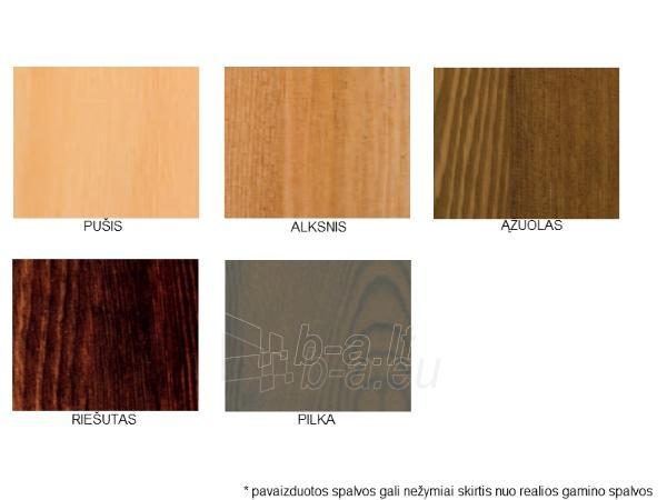 Stalas išskleidžiamas ST101 120/170 Paveikslėlis 2 iš 2 250405110083