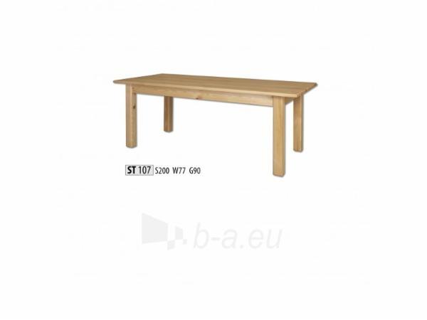 Stalas ST107 Paveikslėlis 1 iš 2 250405110103