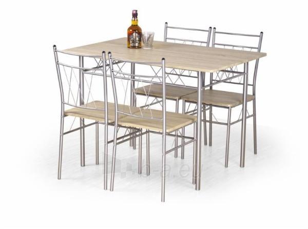 Stalas su kėdėm FAUST Paveikslėlis 1 iš 1 250452000043