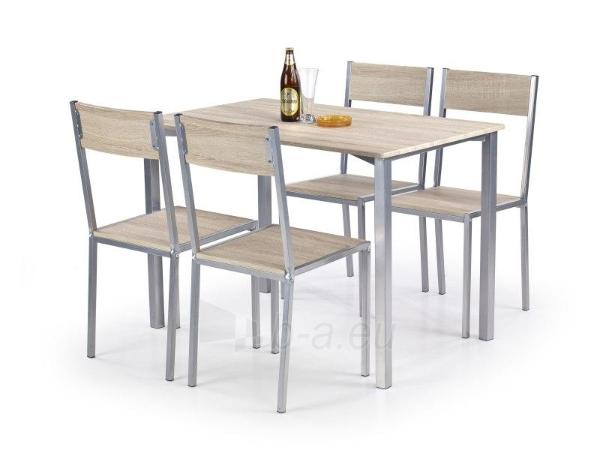 Stalas su kėdėm RALPH Paveikslėlis 2 iš 2 250452000032