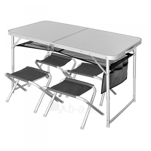 Stalas su kėdėmis Norfin Runn Paveikslėlis 1 iš 1 310820221818