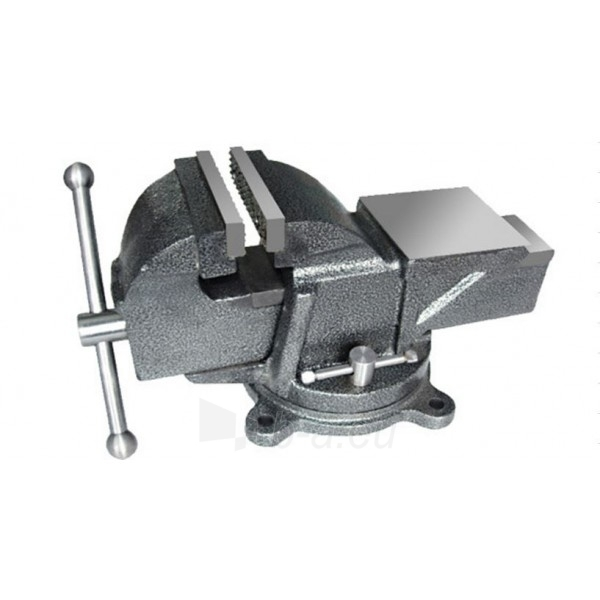 Staliaus spaustuvai pasukama baze 150mm (30kg) (SK6503) Paveikslėlis 1 iš 1 300487000149