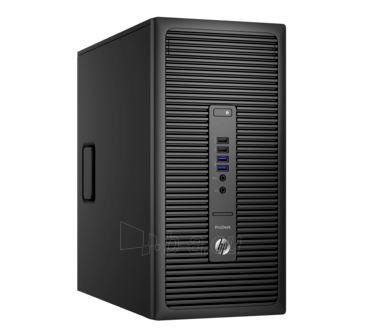 Stalinis kompiuteris HP 600G2PD MT i76700 256G 8.0G W10P64 Paveikslėlis 1 iš 1 310820047823