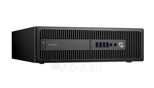 Stalinis kompiuteris HP EliteDesk 800 G2 SFF Platinum i5-6500 Paveikslėlis 1 iš 1 310820016357