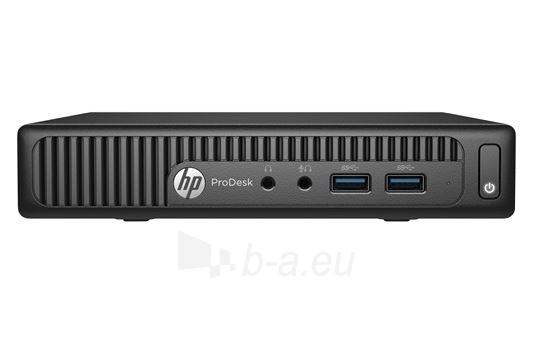 Stalinis kompiuteris HP ProDesk 400 G2 DM i3-6100T 4GB 500GB Paveikslėlis 1 iš 1 310820016350