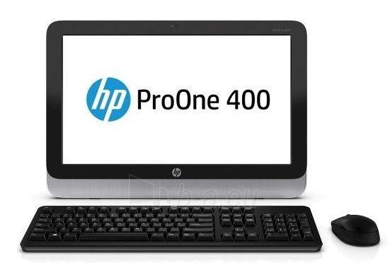 Stalinis kompiuteris HP ProOne 400 i3-4130 19.5inch 4Gb DDR3 Paveikslėlis 1 iš 1 310820016348