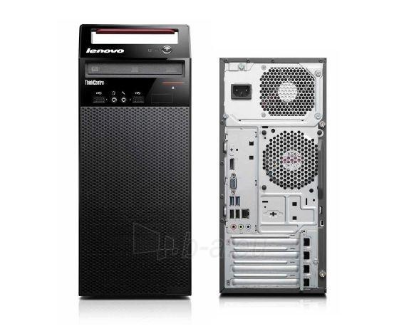 Stalinis kompiuteris LENOVO E73 TWR Intel Core i5-4460s 1x4GB Paveikslėlis 1 iš 1 310820016000
