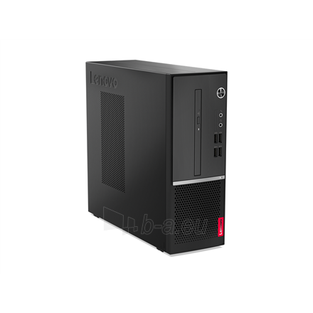 Stalinis kompiuteris Lenovo Essential V35s-07ADA Desktop, SFF, AMD, Ryzen 5 3500U, Internal memory 8 GB, DDR4, SSD 256 GB, AMD Radeon Vega 8, 9.0mm DVD±RW, Keyboard language Nordic, Windows 10 Pro, Warranty 12 month(s) Paveikslėlis 3 iš 6 310820223929