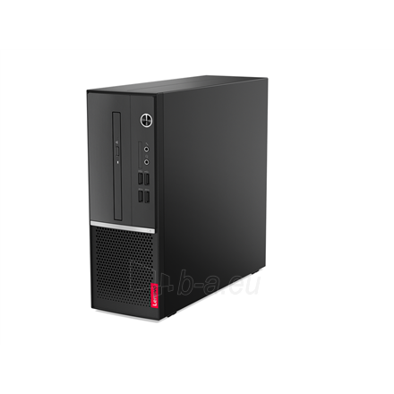 Stalinis kompiuteris Lenovo Essential V35s-07ADA Desktop, SFF, AMD, Ryzen 5 3500U, Internal memory 8 GB, DDR4, SSD 256 GB, AMD Radeon Vega 8, 9.0mm DVD±RW, Keyboard language Nordic, Windows 10 Pro, Warranty 12 month(s) Paveikslėlis 4 iš 6 310820223929