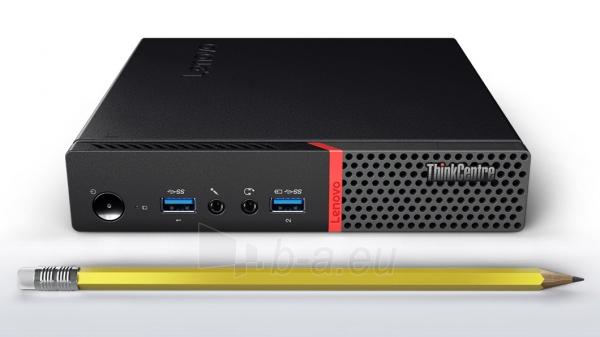 Stalinis kompiuteris LENOVO M600 TINY N3700 4GB 500 HS Intel Paveikslėlis 1 iš 1 310820016375