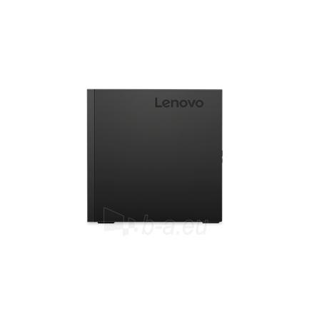 Stalinis kompiuteris Lenovo ThinkCentre M75q Desktop, Tiny, AMD, Ryzen 3 PRO 3200GE, Internal memory 8 GB, DDR4, SSD 256 GB, AMD Radeon Vega 8, Keyboard language English, Windows 10 Pro, Warranty 36 month(s) Paveikslėlis 2 iš 6 310820221485
