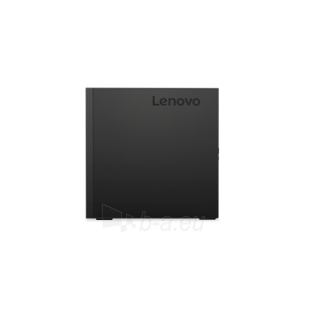 Stalinis kompiuteris Lenovo ThinkCentre M75q Desktop, Tiny, AMD, Ryzen 5 PRO 3400GE, Internal memory 8 GB, DDR4, SSD 256 GB, AMD Radeon Vega 11, Keyboard language English, Windows 10 Pro, Warranty 36 month(s) Paveikslėlis 2 iš 6 310820221486