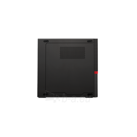 Stalinis kompiuteris Lenovo ThinkCentre M75q Desktop, Tiny, AMD, Ryzen 5 PRO 3400GE, Internal memory 8 GB, DDR4, SSD 256 GB, AMD Radeon Vega 11, Keyboard language English, Windows 10 Pro, Warranty 36 month(s) Paveikslėlis 3 iš 6 310820221486