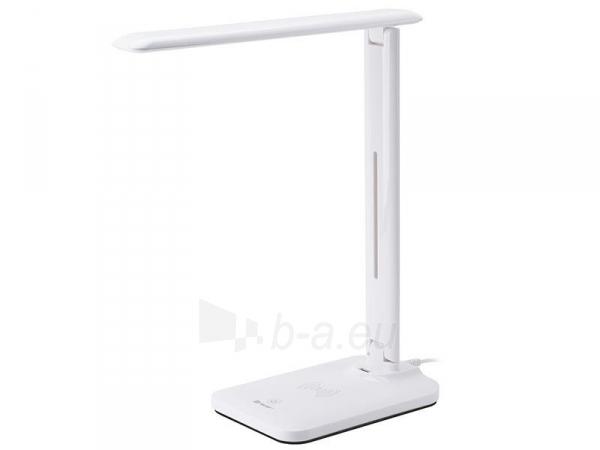 Stalinis lempa + USB įkrovimas + belaidis įkrovimas 5W TRACER Lumina Paveikslėlis 3 iš 9 310820182031