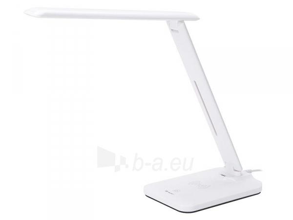 Stalinis lempa + USB įkrovimas + belaidis įkrovimas 5W TRACER Lumina Paveikslėlis 4 iš 9 310820182031