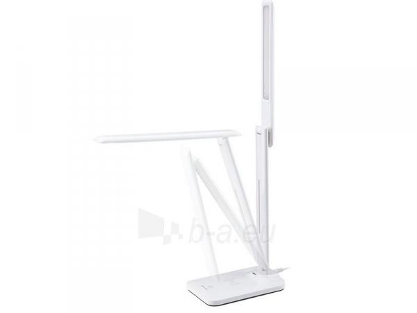 Stalinis lempa + USB įkrovimas + belaidis įkrovimas 5W TRACER Lumina Paveikslėlis 7 iš 9 310820182031