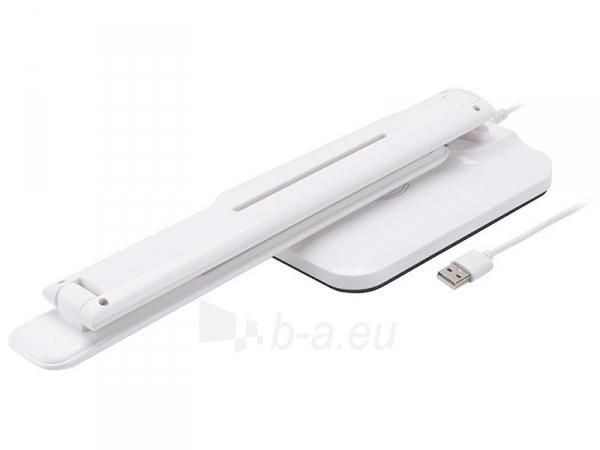 Stalinis lempa + USB įkrovimas + belaidis įkrovimas 5W TRACER Lumina Paveikslėlis 8 iš 9 310820182031