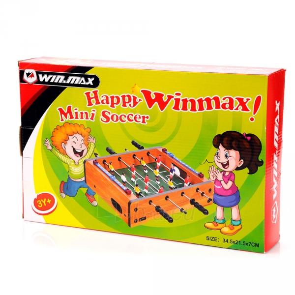 Stalo futbolas WINMAX MINI WMG08962 Paveikslėlis 1 iš 1 310820004728