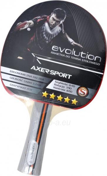 Stalo teniso raketė 5-STAR Axer A2058 Paveikslėlis 1 iš 1 310820205436