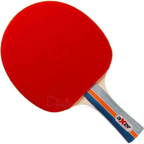 Stalo teniso raketė Axer PRO4-STARS A2057 Paveikslėlis 1 iš 1 310820205433