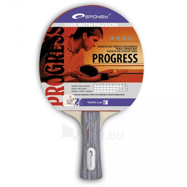 Stalo teniso raketė PROGRESS FL **** Paveikslėlis 1 iš 4 30074700021