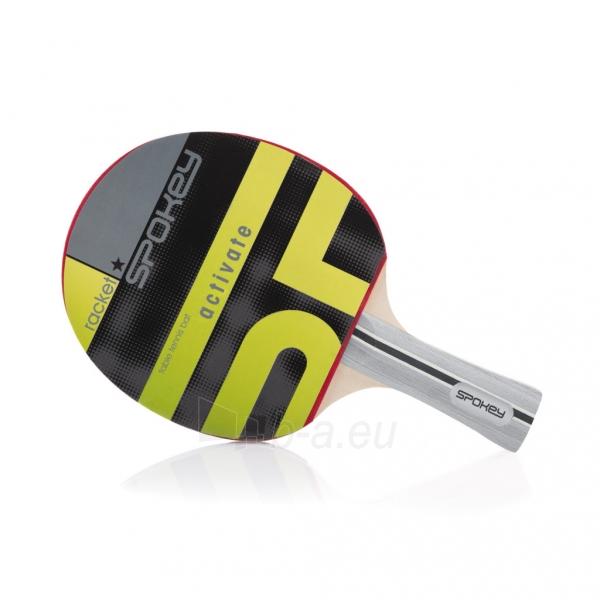 Stalo teniso raketė Spokey ACTIVATE* Paveikslėlis 1 iš 6 310820217990