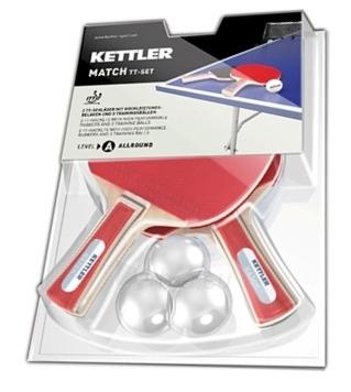 Stalo teniso rinkinys Kettler MATCH Paveikslėlis 1 iš 1 310820040136