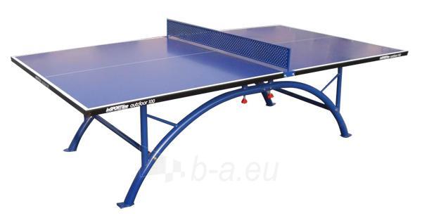 Stalo teniso stalas InSPORTline OUTDOOR 100 Paveikslėlis 2 iš 2 30075000008