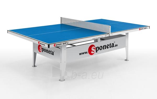 Stalo teniso stalas SPONETA S 6-67e Paveikslėlis 1 iš 1 310820221483