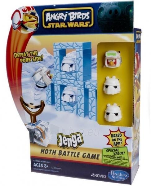 Stalo žaidimas A2846 / A2844 Angry Birds Star Wars Jenga HOTH Paveikslėlis 1 iš 2 30051700008