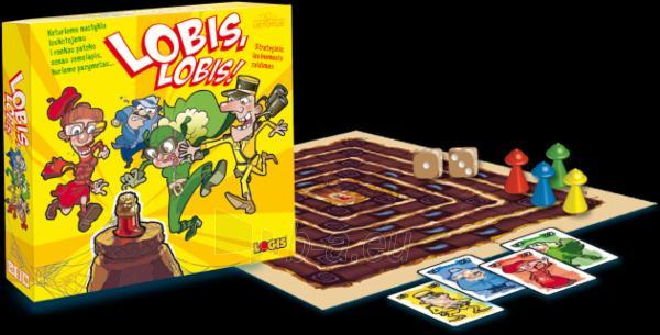 Stalo žaidimas Lobis, lobis! Paveikslėlis 1 iš 1 30051700396