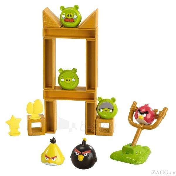 Stalo žaidimas Mattel W2793 Angry Birds Paveikslėlis 1 iš 3 30051700018