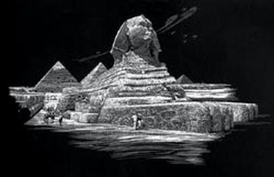Stalo žaidimas ROYAL BRUSH ENGRAVING ART FAM2 Hobby Sphinx Paveikslėlis 1 iš 1 30051700026