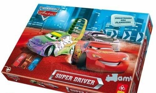 Stalo žaidimas Trefl 00609 McQueen RUS Paveikslėlis 1 iš 1 30051700201