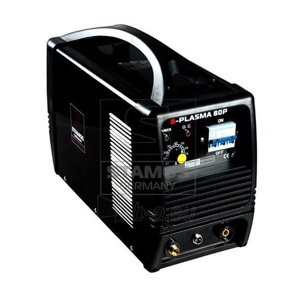 Welding machine STAMOS S-Plasma 80P Paveikslėlis 1 iš 2 225271000209