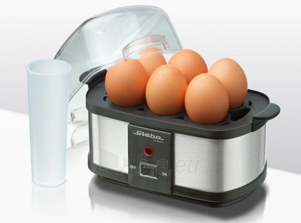 STEBA EK3 PLUS Kiaušinių virimo ap. Paveikslėlis 1 iš 1 310820029011