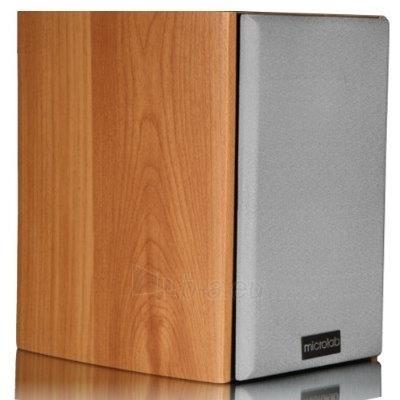 Stereo kolonėlės Microlab B73 2.0, 20W, 35-20000Hz, MDF Paveikslėlis 2 iš 3 250255800596