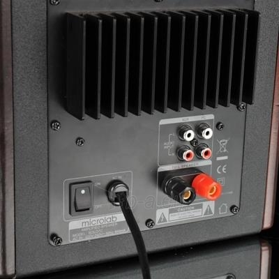 Stereo kolonėlės Microlab SOLO7C 2.0, 110W, 55-20000Hz, MDF Paveikslėlis 3 iš 9 250255800483