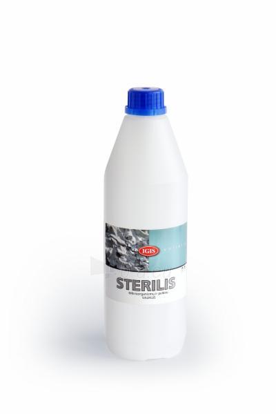 STERILIS pelėsių ir kerpių valiklis 10 ltr. Paveikslėlis 1 iš 1 310820017821