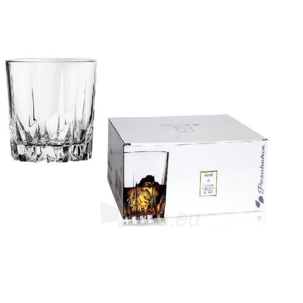 Stiklinės 210ml 6 vnt. KARAT Paveikslėlis 1 iš 1 310820030438