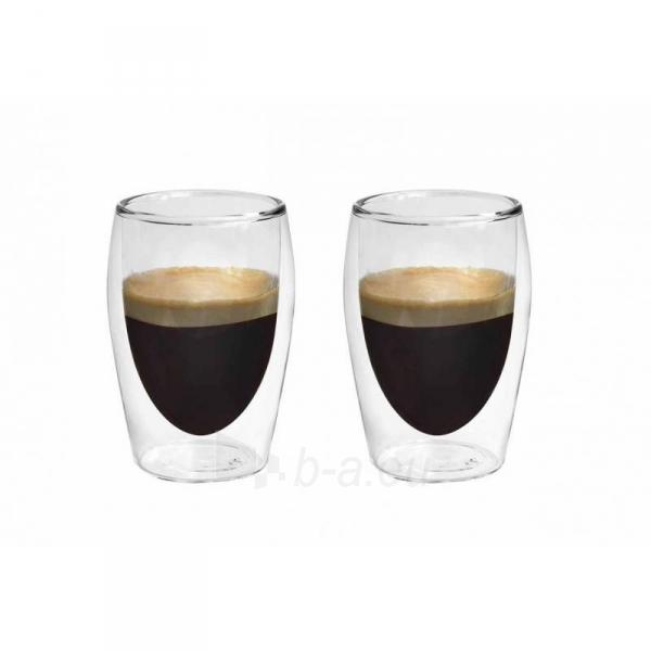 Stiklinės su dvigubomis sienelėmis Boral Espresso-Set (2vnt.) L19008 Paveikslėlis 1 iš 1 310820221232