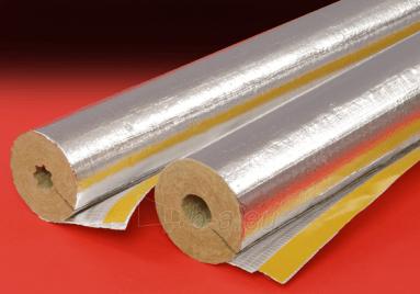 Stiklo vatos kevalas su lipnia užlaida PAROC d 60-25 mm Paveikslėlis 1 iš 1 270362000114