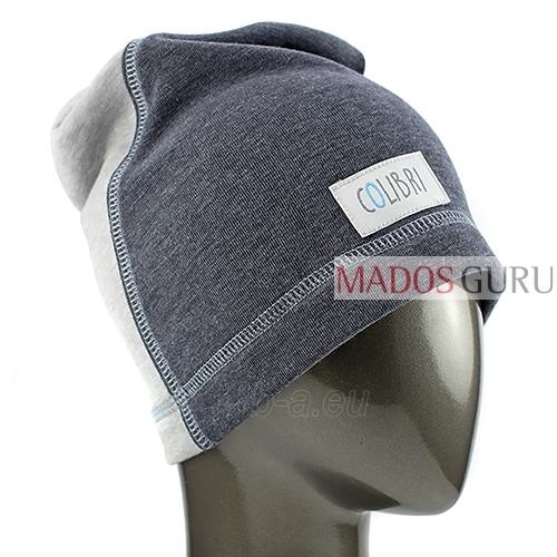 Stilinga COLIBRI kepurė su pūkeliu VKP110 Paveikslėlis 3 iš 4 301162000190