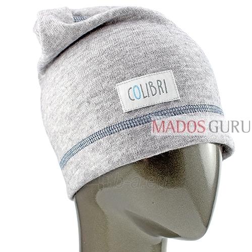 Stilinga COLIBRI kepurė su vilna VKP042 Paveikslėlis 2 iš 6 301162000194