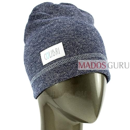 Stilinga COLIBRI kepurė su vilna VKP043 Paveikslėlis 2 iš 6 301162000195